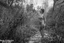 Naturaleza del desnudo / Contacto intimo con la naturaleza