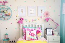 Isadora's bedroom