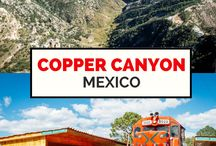Travel Copper Canyon