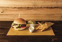 Sandwicheria / Hamburger di carne proveniente dai migliori allevamenti Irlandesi, un pasto diverso ma al contempo nutriente e gustoso nella nostra sandwicheria.  http://www.rabaristorazione.it/lagodigarda/sandwicheria.html