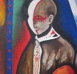 Art africian (African art) - Gabon