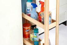 Organisering/praktisk