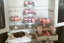 Baby Shower - Vintage Style / Vintage-inspired baby shower / by American Vintage Rentals