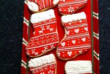 cookies christmas decored