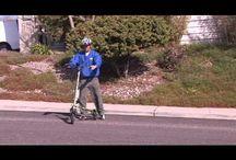 Safety Tips for Trikke Riding