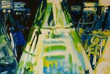 my work / dipinti