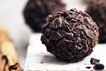 konfekt og chokolade