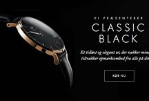Daniel Wellington CLASSIC BLACK