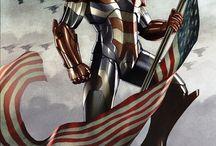 Marvel & DC / by Brandon Klemek