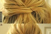Hairstyle Hochsteck