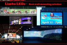 LED Walls, Projection, Display Technology
