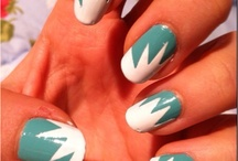 Nails :) / by Brittany Barnes