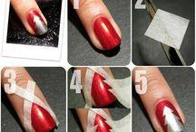Makeup & Nails / by Grace DiMarco