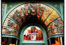 stained glass / Vitray,stained glass...