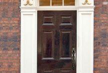 двер парадная
