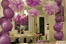 Birthday Party Decoration (DIY) / Collections of good decorations which can be done by you.