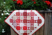Quilt It~Little Quilts / by Janet Betts