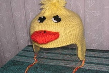 Knitting baby mutsje hat free pattern