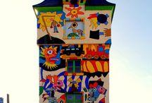 Grafites / Paintings