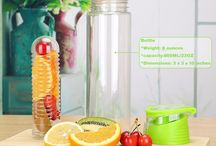 Wholesale Water Bottles / Here shares different kinds of water bottles.