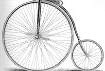 Conveyance / Primarily bicycles, but occasionally other interesting modes of transportation.