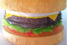 Fiesta hamburguesa