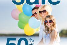 Annual Sunglass Sale
