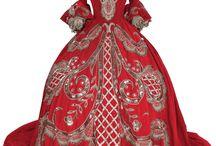 Victorian dress (Chcem)