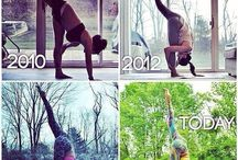 Standing Splits yoga