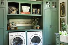 Laundry room / by DJ Dewberry