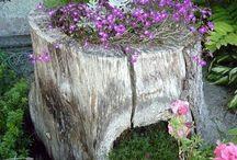 садовые декоративные элементы