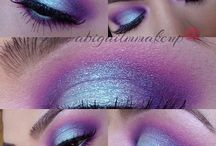 beauty | Colorful Makeup Looks / Colorful makeup and beauty ideas and inspiration