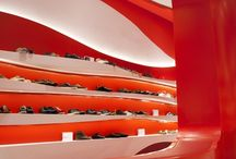 Retail Interiors / Interior design for commercial spaces | Retail: includes malls and shopping centres, department stores, specialty stores, visual merchandising and showrooms / by Dejan Jovanovski