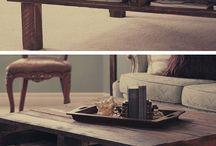 tafels....pallets