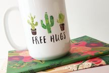 Cacti inspired