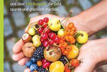 Geh raus! Deine Stadt ist essbar / Geh raus! Deine Stadt ist essbar - 36 gesunde Pflanzen vor deiner Haustür und über 100 Rezepte, die Geld sparen und glücklich machen - ISBN 978-3-946658-06-1