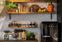 Cozinha - casa de campo