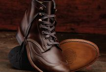 Classic Boots / Today Wolverine honors its heritage with a collection of boots and shoes inspired by archival patterns that are crafted with great attention to detail using the same construction methods as the original. These embody the pillars of Wolverine's heritage — comfort, durability, function and style