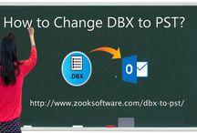 DBX to PST Converter