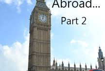 study abroad / by Stephanie Lovell