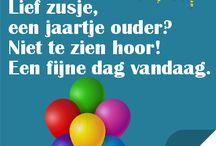 Birthday-verjaardag