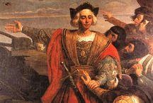 Christophe Colomb et la découverte de l'Amérique / Cours d'Histoire