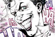 Comicbook Villians