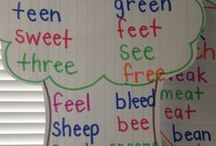 phonics and blends