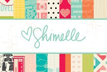 Shimelle Collection / Shimelle Collection, released Spring 2014 by American Crafts.