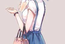 anime chicas