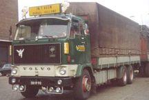 volvo truck's