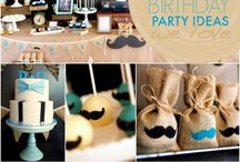 Birthday Party! / Ideas for Bday parties!