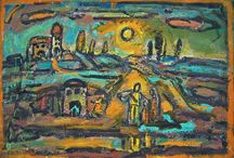 Rouault and Bold Lines