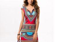 African dress / African dress
